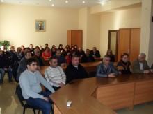 Տեղի է ունեցել ՀՀԿ Արաբկիրի տարածքային կազմակերպության համար 45 սկզբնական կազմակերպության ժողովը