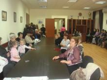 Տեղի է ունեցել ՀՀԿ Չարենցավանի տարածքային կազմակերպության թիվ 5 սկզբնական կազմակերպության ժողովը