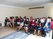 Տեղի է ունեցել ՀՀԿ Դավթաշենի թիվ 1 սկզբնական կազմակերպության ժողովը