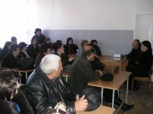 Տեղի ունեցավ ՀՀԿ Լեռնահայաստանի սկզբնական կազմակերպության ժողով