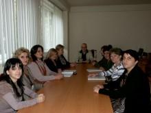 ՀՀԿ Դավթաշենի տարածքային կազմակերպության թիվ 5 սկզբնական կազմակերպության ժողով