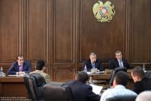ԱԺ մշտական հանձնաժողովներում շարունակվում են գալիք տարվա պետական բյուջեի նախագծի քննարկումները