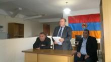 Տեղի ունեցավ ՀՀԿ Մալաթիա-Սեբաստիա  տարածքային կազմակերպության թիվ 9 սկզբնական կազմակերպության ժողով