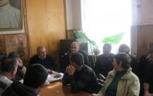 Տեղի ունեցավ ՀՀԿ Ենոքավանի սկզբնական կազմակերպության ժողով