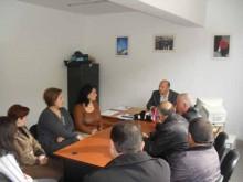 ՀՀԿ Տավուշի տարածքային կազմակերպության ՀՀԿ Դիլիջանի շրջանային կազմակերպության թիվ 6 սկզբնական կազմակերպության ժողով