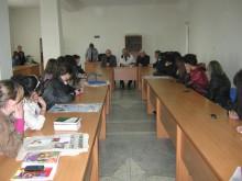 Տեղի ունեցավ ՀՀԿ Գյումրի–1 շրջանային կազմակերպության թիվ 13 սկզբնական կազմակերպության ժողով