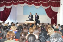 Տեղի է ունեցել ՀՀԿ  Շիրազ 1  սկզբնական կազմակերպության ժողովը