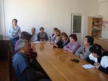 Տեղի ունեցավ ՀՀԿ Սուրենավանի սկզբնական կազմակերպության ժողով