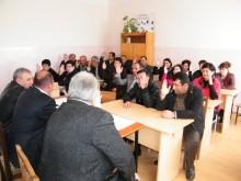 Տեղի է ունեցել ՀՀԿ Հրազդանի շրջանային կազմակերպության Մարմարիկի սկզբնական կազմակերպության ժողով