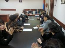 Տեղի է ունեցել ՀՀԿ  թիվ 38  սկզբնական կազմակերպության ժողովը