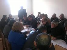 Տեղի ունեցավ ՀՀԿ Ճամբարակի շրջանային խորհրդի նիստ