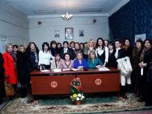 ՀՀԿ կանանց խորհուրդը սեմինար - դասընթաց է անցկացրել ՀՀԿ Շենգավիթի տարածքային կազմակերպություններում