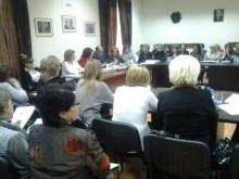 Արաբկիրի տարածքային կազմակերպությունում տեղի ունեցավ ՀՀԿ կանանց խորհրդի ներկայացուցիչների հանդիպումը կանանց ակտիվի հետ