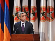 Remarks by the President of the Republic of Armenia, President of the Republican Party of Armenia Serzh Sargsyan at the 13th Republican Convention