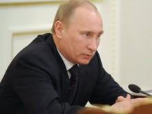 Владимир Путин поздравил РПА