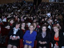 Ongoing events dedicated to Women's Day