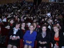 Продолжаются мероприятия, посвященные Женскому празднику