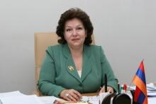 """Эрмине Нагдалян: """"Каждый в Армении должен на себе ощущать положительные результаты реформ"""""""