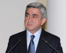 President of Armenia to attend sitting of EurAsEC inter-state council