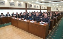A regular working conference has taken place in the City Hall of Yerevan