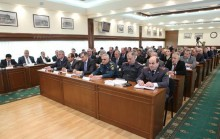 The regular working conference has taken place in the City Hall of Yerevan