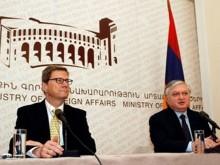 Эдвард Налбандян обвиняет Азербайджан в том, что механизм расследования инцидентов на линии соприкоснвения сил так и не создан