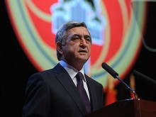 Armenian President leaves for working visit to Moscow
