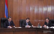 Տեղի է ունեցել ՀՀ վարչապետին կից արդյունաբերական խորհրդի անդրանիկ նիստը