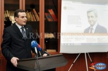 New web-site of the Republican Party of Armenia Presented