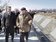 Տիգրան Սարգսյանը ծանոթացել է Արմավիրի մարզի ոռոգման համակարգերի վերականգնողական աշխատանքներին