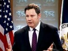 ԱՄՆ պետքարտուղարության խոսնակը խուսափել է պատասխանել թուրք լրագրողի հարցին