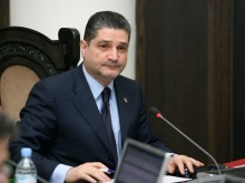 Tigran Sargsyan.  Armenia's authorities resolute in conduction of transparent and free elections