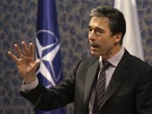 НАТО не будет вмешиваться в дела Сирии. Заверяет генсек Андерс Фог Расмуссен