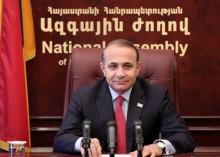 Послание Председателя НС О.Абраамяна к Дню работника сельского хозяйства