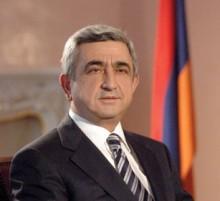 В связи с 20-летием Минского процесса Серж Саргсян направил поздравительные послания главам государств-сопредседателей Минской группы ОБСЕ