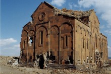 Armenian architects waiting for invitation from Turkey for Ani's restoration