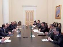 Վարչապետն ընդունել է Միջազգային ֆինանսական կորպորոցիայի (IFC) Կենտրոնական և Արևելյան Եվրոպայի տարածաշրջանային տնօրենին