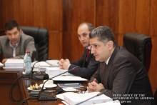 ՀԱՄՀ հոգաբարձուների խորհրդի նիստում քննարկվել են ՀՀ տնտեսության զարգացման միտումները