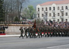 Military parade to be held in Nagorno-Karabakh capital on May 9