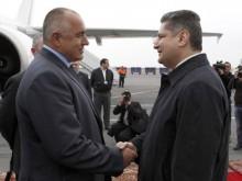 Բուլղարիայի վարչապետ Բոյկո Բորիսովը ժամանել է Հայաստան