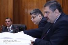 Մեկնարկել է ՀՀ պետական կառավարման մարմինների 2013 թ. գործունեության հաշվետվությունների քննարկումը