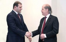 Քաղաքապետ Տարոն Մարգարյանը հանդիպել է ՀՀ-ում Իտալիայի արտակարգ և լիազոր դեսպանի հետ