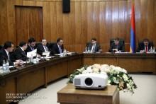 Տեղի է ունեցել Հյուսիս-հարավ ճանապարհային միջանցքի ներդրումային ծրագրի կառավարման խորհրդի նիստ