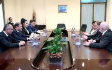 Քաղաքապետ Տարոն Մարգարյանը հանդիպել է Գերմանական կարմիր խաչի ներկայացուցիչների հետ