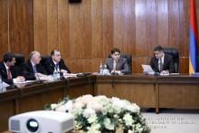 Քննարկվել է Հայաստանի սոցիալական ներդրումների հիմնադրամի զարգացման ռազմավարությունը