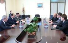Քաղաքապետ Տարոն Մարգարյանը հանդիպել է ՀՀ-ում Էստոնիայի արտակարգ և լիազոր դեսպանի հետ