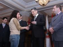 Ряды Молодежной Организации РПА пополнились 500 молодыми людьми