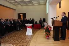ՀՀ ԱԺ նախագահ Հովիկ Աբրահամյանը մասնակցեց ԻԻՀ Իսլամական հեղափոխության հաղթանակի 35-ամյակին նվիրված պաշտոնական ընդունելությանը