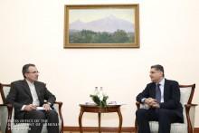 ՀՀ վարչապետը և ԻԻՀ դեսպանը քննարկել են համագործակցության խորացման հեռանկարները