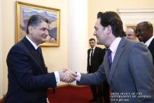 ՀԲ-ն պատրաստ է հետագայում ևս աջակցել Հայաստանին՝ բիզնես միջավայրի բարելավման նպատակով